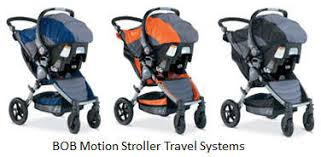 Rugged Stroller Bob Motion Travel System