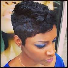 atlanta hair style wave up for black womens pop up salon philly pixie realhair razorchic blonde