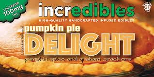 incredibles edibles pumpkin pie delight incredibles