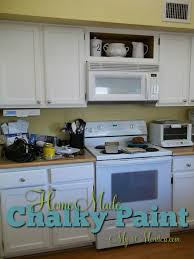 My  Monsters Kitchen Cabinet FaceliftPart - Kitchen cabinets makeover
