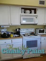 My  Monsters Kitchen Cabinet FaceliftPart - Kitchen cabinet makeover diy