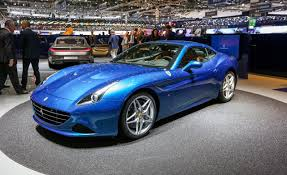 Ferrari F12 Blue - 2015 ferrari california t convertible awesome car 29956
