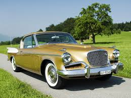 golden cars studebaker golden hawk 1957 studebaker golden hawk 1957 photo 05