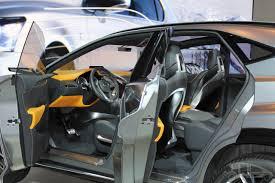 lexus lf nx lexus lf nx concept interior at naias 2014 indian autos blog
