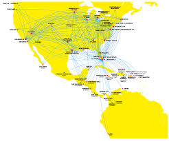 Alaska Air Route Map by Analysis Could Spirit Be Looking To Merge With Frontier