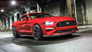 pics of ford mustang gt 2018 ford mustang gt performance pack 2 is a baby gt350 roadshow