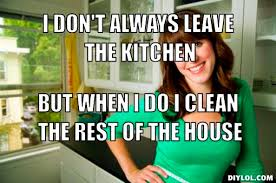 Woman Kitchen Meme - how to join the make me a sandwich club off topic comic vine