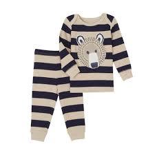 george baby boys two pyjamas set walmart canada