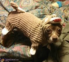 sock monkey costume monkey dog costume