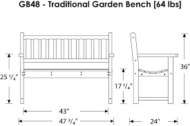 outdoor bench dimensions garden bench designs metal diy