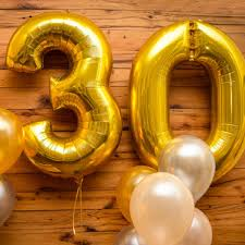 number balloons delivered large letter number balloons party delights