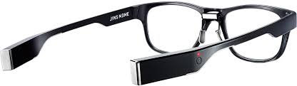 Jins Meme - smart glasses to keep an eye on marcus olovsson