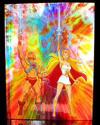 he man and the masters of the universe he man and she ra a complete guide to the animated adventures