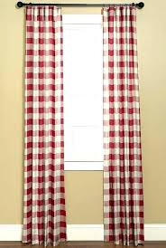 gingham check curtains best gingham curtains ideas on check