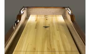 How Long Is A Shuffleboard Table by Shuffleboard Tables Chilton Billiards