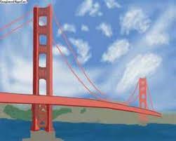 speed painting golden gate bridge youtube
