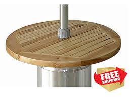 Patio Heater Table Modern Style Patio Table Top Heater With Heat 13777 Kcareesma Info