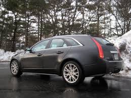 cadillac cts sports wagon 2011 cadillac cts sport wagon awd ridelust review
