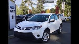 2014 Toyota Rav4 Le Eco Mode Review Island Ford Youtube
