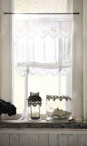 gardine küche vorhänge im landhausstil spritzig auf wohnzimmer ideen plus