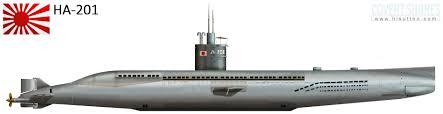 Sho Fast japanese ww2 ha201 sen taka sho fast attack submarine profile oc