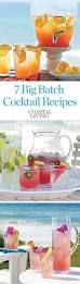 Party Pitcher Cocktails - 11 pitcher cocktail recipes to keep boozing all day long while