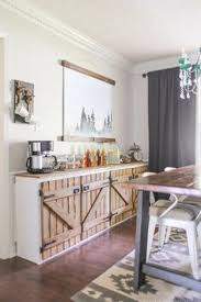 barnwood kitchen by the barnwood cabinet company ranch style