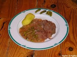 cuisine langue de boeuf recette de langue de boeuf sauce piquante