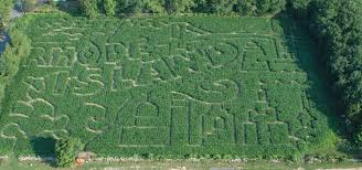 Skinny Bones Pumpkin Patch Blair Nebraska by 36 Great Corn Mazes Across America Farm Flavor