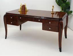 Schreibtisch Gebraucht Schreibmöbel Schreibtisch Im Art Deco Stil 1270 Ebay
