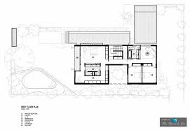 floor plan u2013 hidden house luxury residence u2013 elsternwick