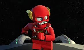 lego movie justice league vs flash vs brainiac lego dc comics super heroes justice league