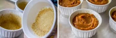pumpkin butterscotch molten lava cakes the food charlatan