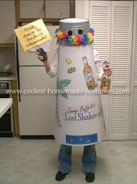 Salt Shaker Halloween Costume Celebrity Famous Costumes 5 Costumes Jimmy Buffett