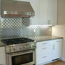 stainless steel kitchen backsplash panels metal wall tiles kitchen backsplash white with traditional