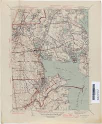 Ri Map Rhode Island Historical Topographic Maps Perry Castañeda Map