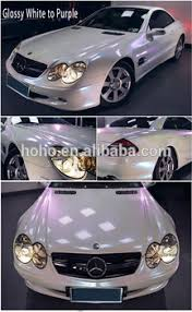 metallic car pearl paint colors vinyl film with air bubble free to
