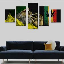 online get cheap modern art painting of old men aliexpress com pensive old man canvas set decorative wall pictures home decor paintings for living room wall abstract