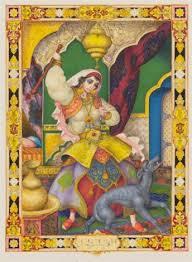 arthur szyk arabian nights tale by arthur szyk on artnet