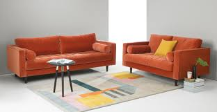 burnt orange sofa trend as sofa bedsleeper sofa for sofa king