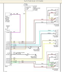 gm radio wiring diagrams gmc schematics and