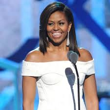 does michelle obama wear hair pieces did michelle obama s gown at the white house state dinner mean more