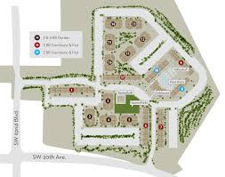 site plan woodlands of gainesville