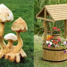 wooden garden decorations archives houz buzz