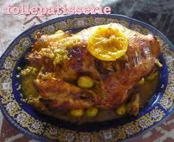 cuisine marocaine poulet aux olives poulet rôti au olives fati la folle de pâtisserie