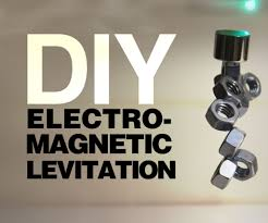 diy electro magnetic levitation 6 steps with pictures