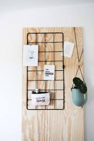 Einfacher Schreibtisch Ikea Hack Diy Wand Organizer Paulsvera