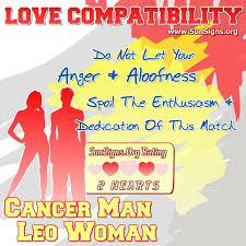 leo man cancer woman in bed cancer man compatibility with women from other zodiac signs sun