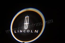 lincoln led door projector courtesy puddle logo lights mr