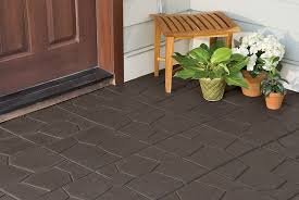Rubber Patio Pavers Rubber Patio Pavers Also Rubberific Pavers Also Paver Mats Also